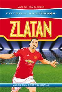 Zlatan : vägen till proffsligorna