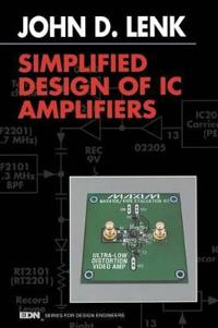 Simplified Design of Ic Amplifiers
