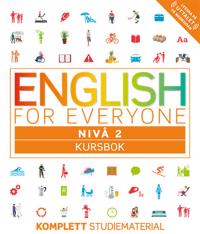 English for everyone Nivå 2 Kursbok