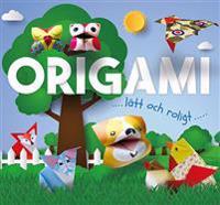 Origami : lätt och roligt