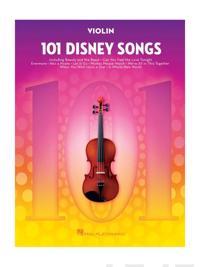 101 Disney Songs: For Violin