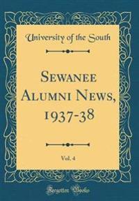 Sewanee Alumni News, 1937-38, Vol. 4 (Classic Reprint)