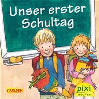 Pixi-Bücher Bestseller-Pix: Unser erster Schultag (24x1 Exemplar)