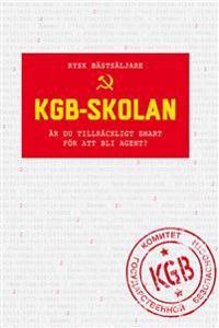 KGB-skolan : är du tillräckligt smart för att bli agent?