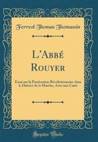 L'Abbe Rouyer
