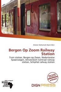 Bergen Op Zoom Railway Station