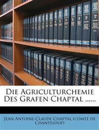 Die Agriculturchemie Des Grafen Chaptal ......