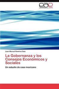 La Gobernanza y Los Consejos Economicos y Sociales