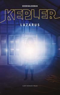 Omslagsbild Lazarus