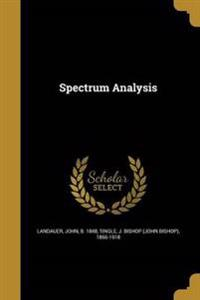 SPECTRUM ANALYSIS