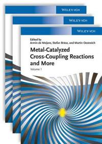 Metal-Catalyzed Cross-Coupling Reactions and More