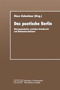 Das Poetische Berlin