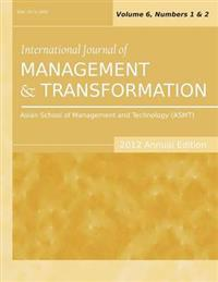International Journal of Management and Transformation