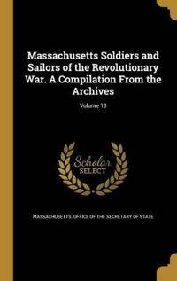 MASSACHUSETTS SOLDIERS & SAILO