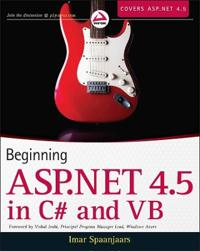 Beginning ASP.NET 4.5 in C# and VB