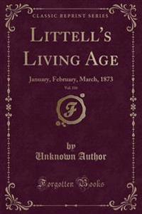 Littell's Living Age, Vol. 116
