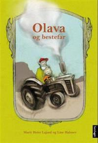 Olava og bestefar