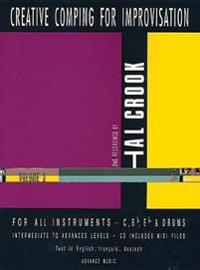 Creative Comping for Improvisation, Vol 2: English/French/German Language Edition, Book & CD