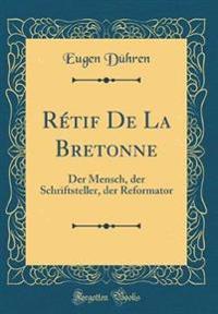 Retif de la Bretonne