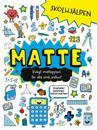 Skolhjälpen: Matte – pysselbok med belöningsklistermärken