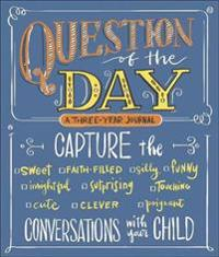 Question of the Day: Capture the (Sweet, Faith-Filled, Silly, Insightful, Surprising, Touching, Funny, Cute, Clever, Poignant) Conversation