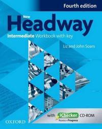 New Headway: Intermediate: Workbook with ichecker with Key
