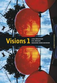 Visions 1 Allt-i-ett-bok inkl. elev-cd och facit