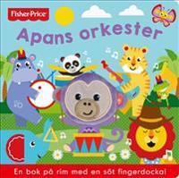 Apans orkester (med fingerdocka)