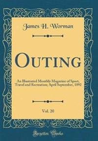 Outing, Vol. 20