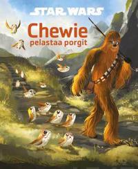 Star Wars - Chewie pelastaa porgit