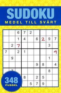 Sudoku : medel till svår