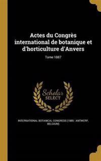 FRE-ACTES DU CONGRES INTL DE B