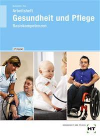 Arbeitsheft mit eingetragenen Lösungen Gesundheit und Pflege
