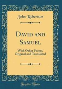 David and Samuel