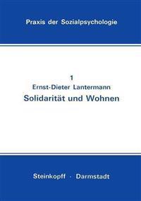 Solidaritat Und Wohnen