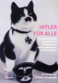 Hitler für alle : populärkulturella perspektiv på Nazityskland, andra världskriget och förintelsen