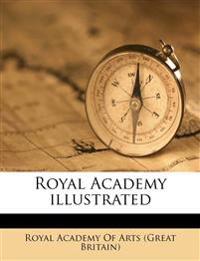 Royal Academy illustrated Volume 1903
