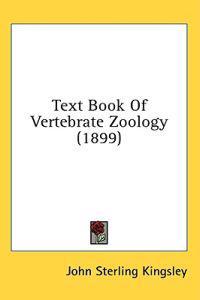 Text Book Of Vertebrate Zoology