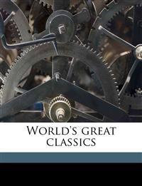 World's great classics Volume 44