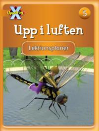 Uppdrag X - Gula böckerna Tema Upp i luften