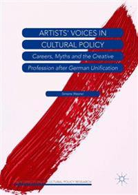 Artists' Voices in Cultural Policy