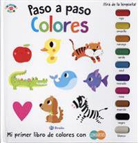Poitier, A: Paso a paso. Colores