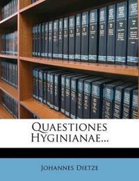 Quaestiones Hyginianae...