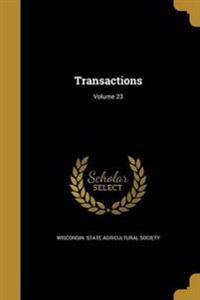 TRANSACTIONS V23