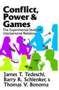 Conflict, Power, & Games