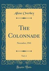 The Colonnade, Vol. 4