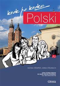 POLSKI krok po kroku 2. Kursbuch + MP3-CD
