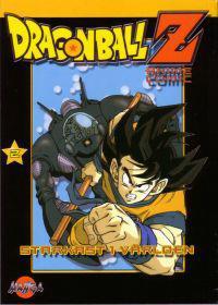 Dragon Ball Z 02 : Starkast i världen