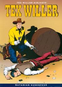 Tex Willer kirjasto 3