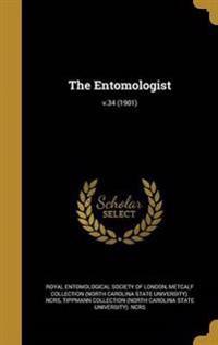 ENTOMOLOGIST V34 (1901)